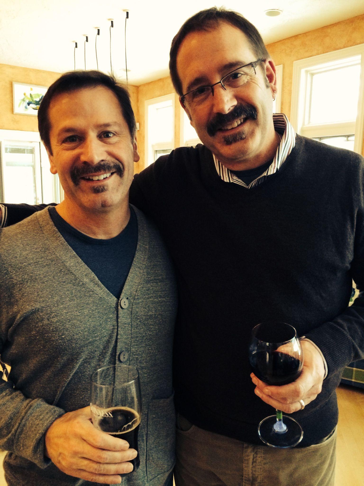 Steve and Scott Schmidt