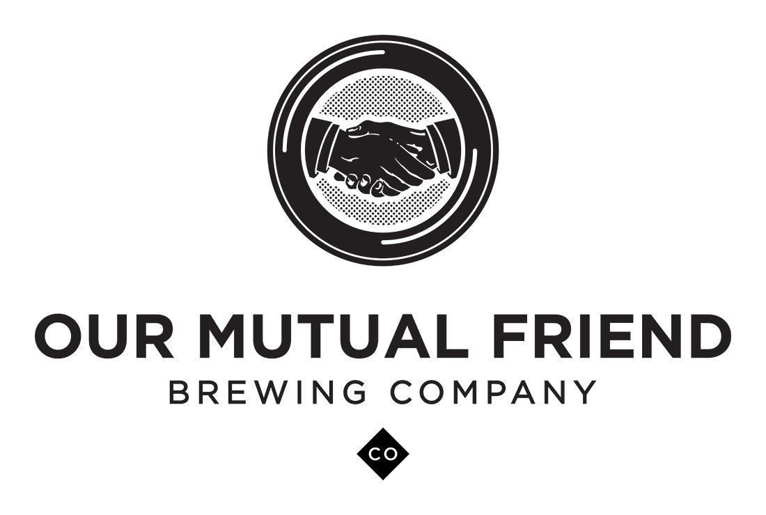 Our Mutual Friend Brewing Company Logo