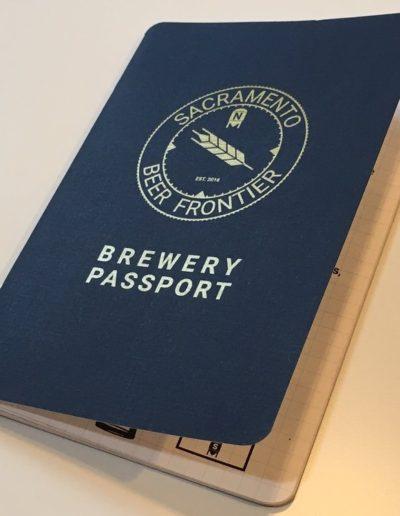 Brewery Passport